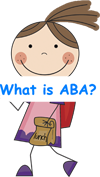 Our World School- What is ABA button